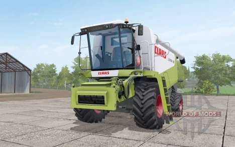 Claas Lexion 580 new real textures for Farming Simulator 2017