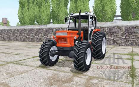 Fiat 1300 DT animation parts for Farming Simulator 2017