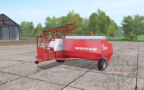 Welger AP730 v1.1 for Farming Simulator 2017