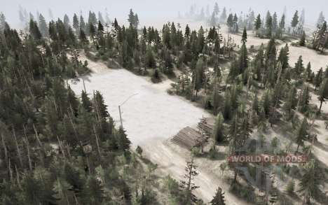 Facility for Spintires MudRunner