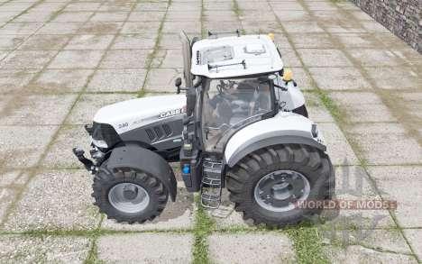Case IH Puma 240 CVX design selection for Farming Simulator 2017