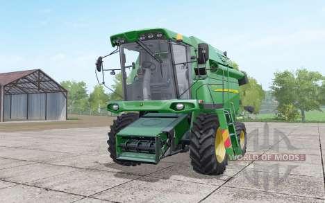 John Deere W330 retexture for Farming Simulator 2017