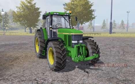 John Deere 7810 animation parts for Farming Simulator 2013
