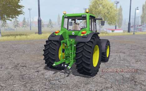 John Deere 7530 Premium 2007 for Farming Simulator 2013