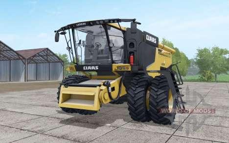 Claas Lexion 760 North America for Farming Simulator 2017