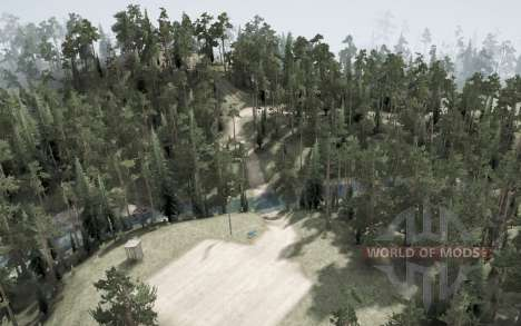 Backwoods for Spintires MudRunner
