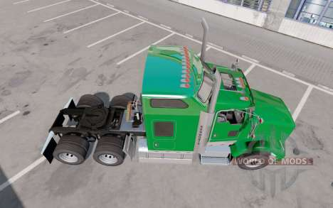 Kenworth T800 2005 v1.1 for Euro Truck Simulator 2