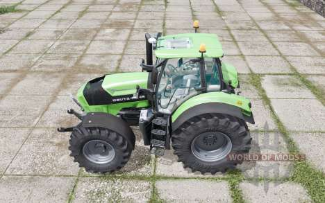Deutz-Fahr Agrotron 7230 TTV xenon light for Farming Simulator 2017