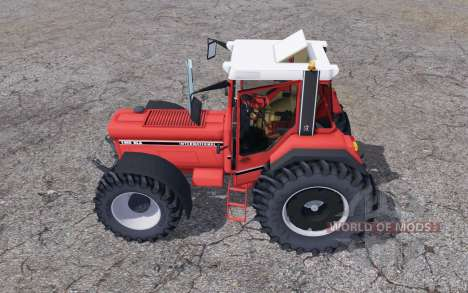 International 1455 XL animation parts for Farming Simulator 2013
