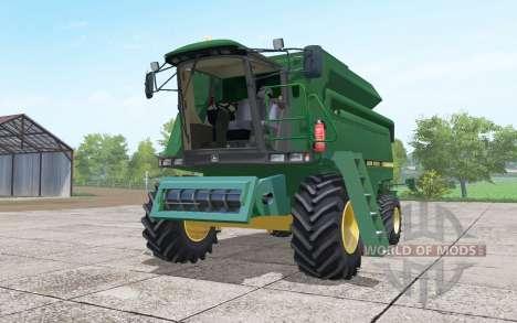 John Deere 2056 moving elements for Farming Simulator 2017