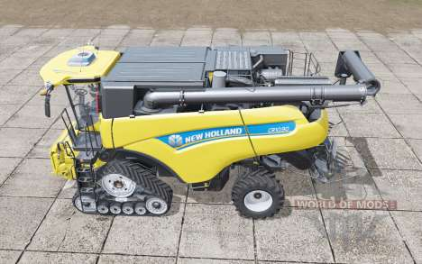 New Holland CR10.90 storage hopper increased for Farming Simulator 2017