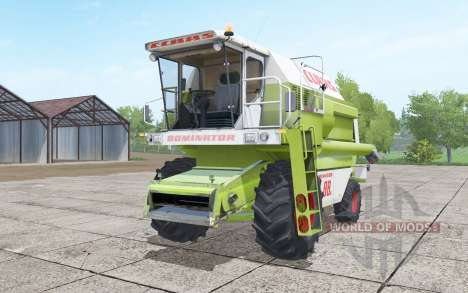Claas Dominator 88s for Farming Simulator 2017