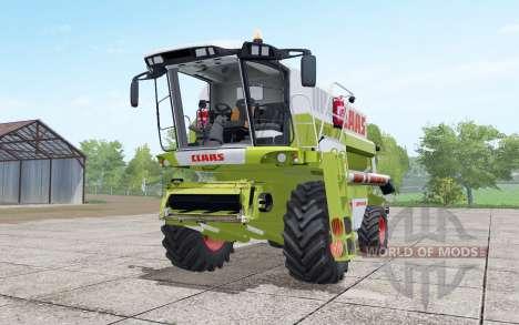Claas Dominator 208 Mega interactive control for Farming Simulator 2017