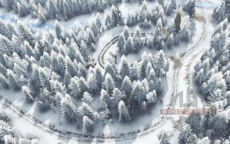 Winter shipping v1.1 for Spin Tires