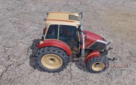 Lindner Geotrac 94 dark red for Farming Simulator 2013