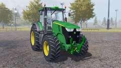John Deere 7200R animation parts for Farming Simulator 2013