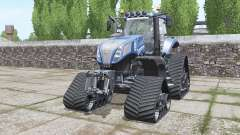 New Holland T8.320 crawler for Farming Simulator 2017