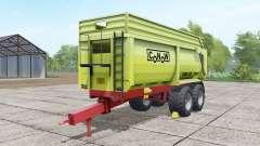 Conow TMK 22-7000 soft yellow for Farming Simulator 2017