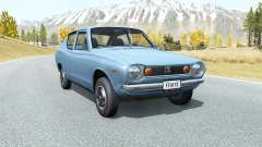 Datsun Cherry 100A 2-door (E10) 1972 for BeamNG Drive