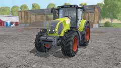 Claas Axion 830 loader mounting for Farming Simulator 2015