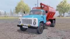 GAZ 53 ZSK for Farming Simulator 2013