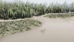 Minnesota Logging Roads for MudRunner