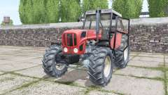 Ursus 1614 soft red for Farming Simulator 2017