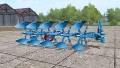 Lemken Juwel 7 5 furrows for Farming Simulator 2017
