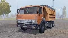 KamAZ 55111 1989 trailer for Farming Simulator 2013