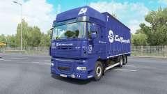 DAF XF105 Super Space Cab Tandem v6.5 for Euro Truck Simulator 2