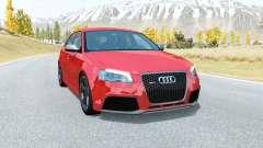 Audi RS 3 Sportback (8PA) 2011 for BeamNG Drive