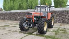 Ursus 1224 realistic smoke for Farming Simulator 2017