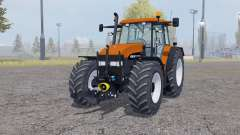 New Holland M100 loader mounting for Farming Simulator 2013