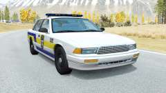 Gavril Grand Marshall Puerto Rico Police for BeamNG Drive
