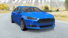 Ford Mondeo 2013 for BeamNG Drive