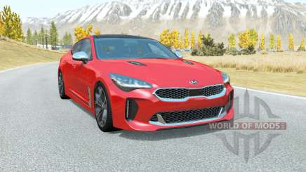 Kia Stinger GT (CK) 2018 for BeamNG Drive