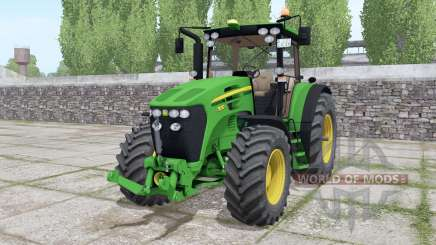 John Deere 7830 animation parts for Farming Simulator 2017