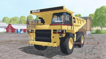 Caterpillar 773E 2002 for Farming Simulator 2015