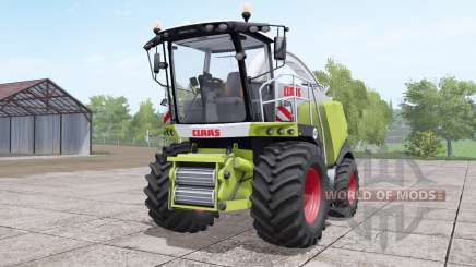 Claas Jaguar 940 wide tyre for Farming Simulator 2017