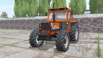Fiat 1180 DT front loader for Farming Simulator 2017