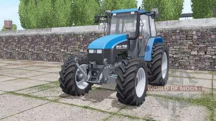 New Holland TS90 configure for Farming Simulator 2017