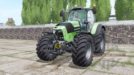 Deutz-Fahr Agrotron 7230 TTV xenon light for Farming Simulator 2017