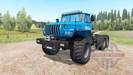Ural 44202-0311-31 v6.0 for Euro Truck Simulator 2