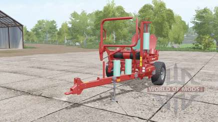 Enorossi BW 300 v1.2 for Farming Simulator 2017