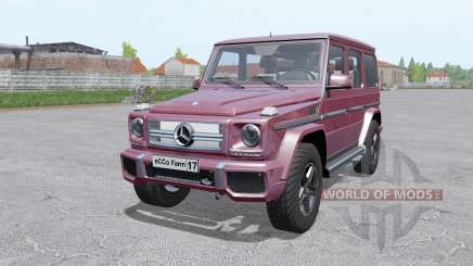 Mercedes-Benz G 65 AMG (W463) 2012 for Farming Simulator 2017