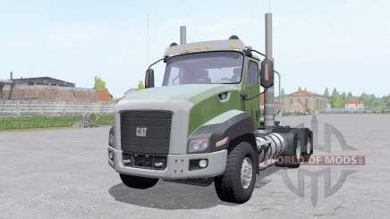 Caterpillar CT660 tractor 6x6 2011 for Farming Simulator 2017