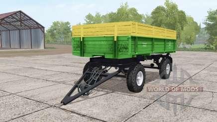 2ПТС-4 light green for Farming Simulator 2017