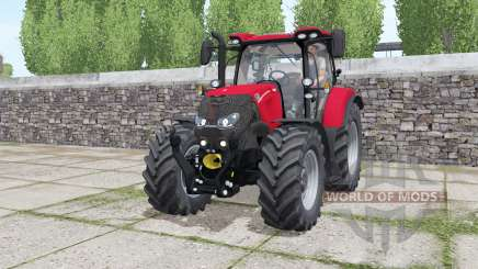 Case IH Maxxum 115 CVX wheels selection for Farming Simulator 2017