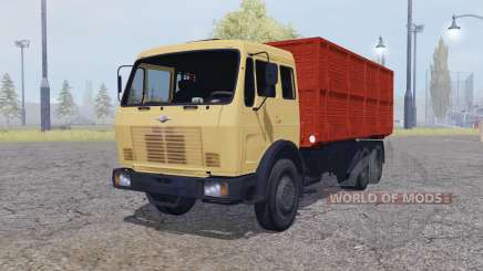 FAP 1620 with trailer for Farming Simulator 2013