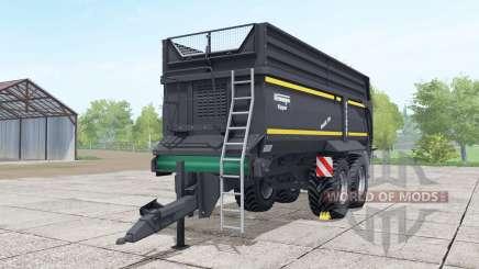 Krampe Bandit 750 nero for Farming Simulator 2017